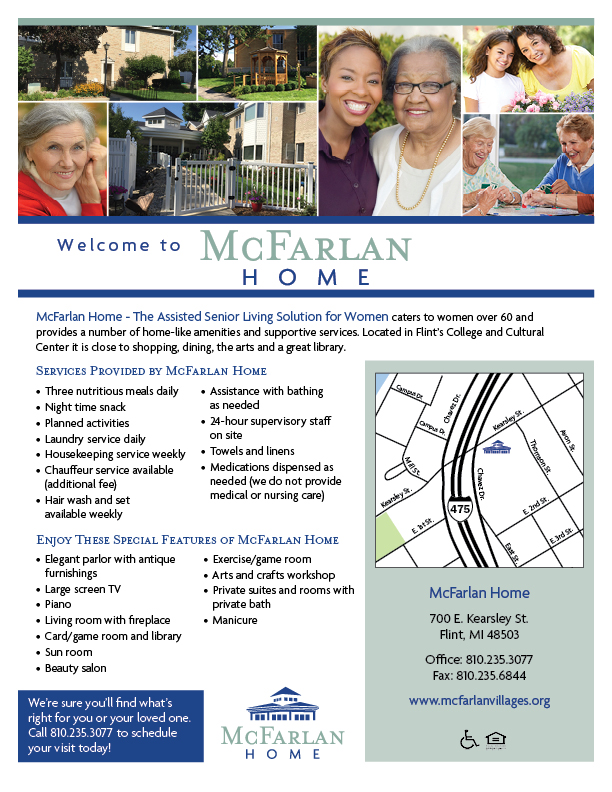 McFarlan Home Sales Flier12 21 16